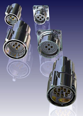Example photo of AB Connectors