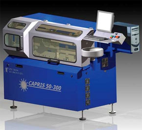 state-of-the-art industrial laser and electro-optic solutions